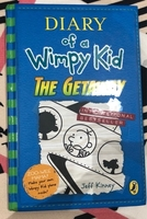 Used Diary Of A Wimpy Kid The Getaway book in Dubai, UAE