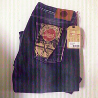 Used Jeans 👖 (japan rage)blue-size 33 in Dubai, UAE