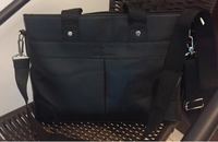 Used Laptop bag black  in Dubai, UAE