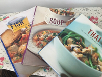 Used Cookbooks in Dubai, UAE