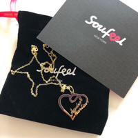 Used Personalized Necklace by Soufeel  in Dubai, UAE