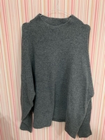Gray H and M sweater