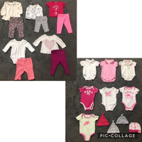 Used Take all 0-6mos babygirl clothes in Dubai, UAE