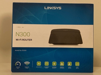 Used Linksys n300 fast router  in Dubai, UAE