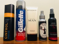 Used Men Care Set for 20 aed in Dubai, UAE