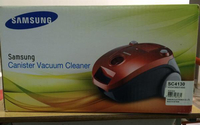 Used Samsung Canister Vacuum Cleaner , Made In Vietnam , Never Used , Unwanted Gift  in Dubai, UAE
