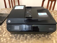 Used Hp officejet 4630 e-all-in-one printer in Dubai, UAE