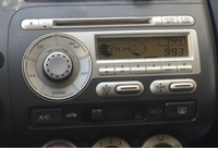 Used Car stereo stock for Honda Jazz 2006 in Dubai, UAE