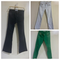 Used  6 Zara and Salsa Jeans bundle offer in Dubai, UAE