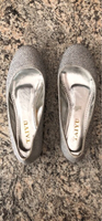 Women flat shoes, size 37 (used)