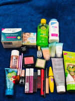 Used Makeup & Skin Care + Dupatta  in Dubai, UAE