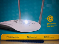 Used BRAND NEW TP LINK ROUTER in Dubai, UAE