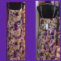 Used Floral Maxi Dress/38 in Dubai, UAE