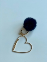 Used Samantha Vega valentines bag charm in Dubai, UAE