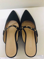 Used Black shoes with heels ❤️ in Dubai, UAE