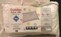 Used Baby 👶🏻 pillow 100% cotton NEW in Dubai, UAE