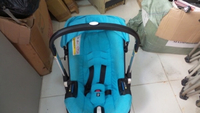 Used Car seat and stroller 2 in 1 in Dubai, UAE