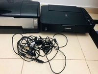 Used 2 printers CANNON & EPSON in Dubai, UAE