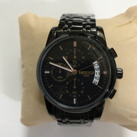 Used Mechanical black watch for men  in Dubai, UAE