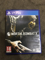 Used MORTAL KOMBAT X (Ps4) in Dubai, UAE