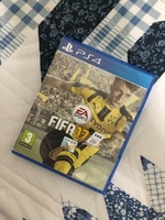 Used FIFA 17 PS4 in Dubai, UAE