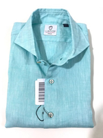 Used NEW CORDONE Shirt Size 43 Italian Brand' in Dubai, UAE