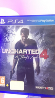 Used UNCHARTED 4  in Dubai, UAE