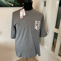 Used Lacost Live t-shirt (L) New #authentic in Dubai, UAE