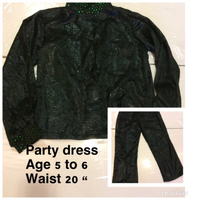 5yrs party wear