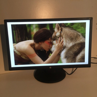 "Used Hp 24"" professional monitor  in Dubai, UAE"
