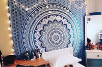 Used Wall decor/ Bedsheet- Large Size  in Dubai, UAE