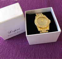"Used Lupai Fashion Watch Gold:"" in Dubai, UAE"