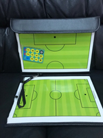 Used Football coaching Tactic board [New] in Dubai, UAE
