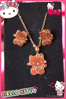 Used Hello Kitty Jewelry Set in Dubai, UAE