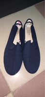 Used Navy slip on shoes 45 in Dubai, UAE