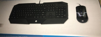 Used Hp gaming keyboard and mouse  in Dubai, UAE