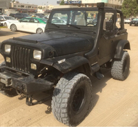 Used Monster Jeep Manual and Difflock  in Dubai, UAE
