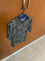 Used Zara tiger top in Dubai, UAE