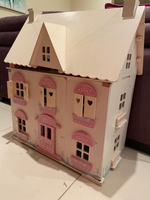 Used Wooden doll house  in Dubai, UAE