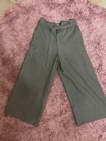 Used Zara grey pants  in Dubai, UAE