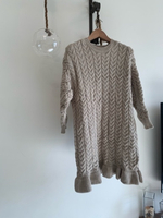 Used Wool Knit Dress (ladies jumper Dress)  in Dubai, UAE