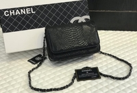 Used CHANNEL LADIES BAG BLACK  in Dubai, UAE