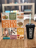 Used The Keto diet Book  in Dubai, UAE