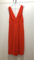 Used Red Missguided jump suite - UK12 in Dubai, UAE