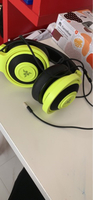 Used A yellow razer wired headset in Dubai, UAE