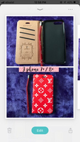 Used LV Flip Case for Iphone 7+/8+ in Dubai, UAE