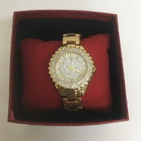 Used Golden watch with zaricon around  in Dubai, UAE