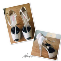 Used Fashion Shoes heels 40💙 in Dubai, UAE