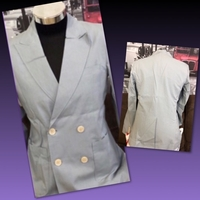 Used Havana 4 Buttons Blazer Gray/ 48 in Dubai, UAE
