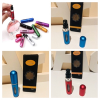 Used 5 refillable perfume Atomizer in Dubai, UAE